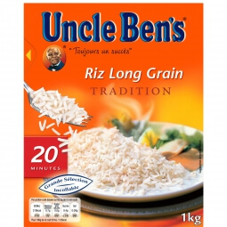 Riz long grain 20 min Uncle Ben's