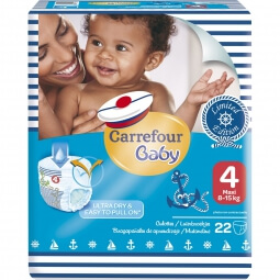 Culottes 8-15 kg Carrefour Baby