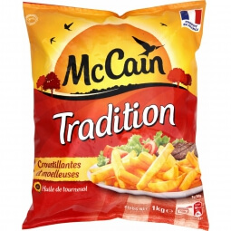Frites Tradition McCain