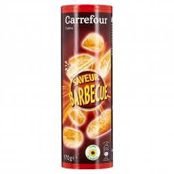Tuiles barbecue Carrefour