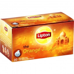 Thé orange Jaïpur Lipton