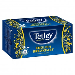 Thé English Breakfast Tetley