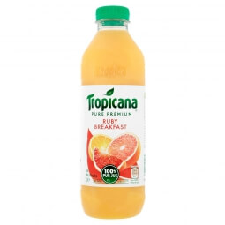 Jus de fruits ruby breakfast Tropicana